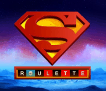 Superman Online Roulette at The Sun Vegas Casino