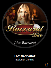 The Grand Ivy Casino Live Baccarat