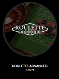 Advanced Roulette by Net Ent at The Grand Ivy Online Casino