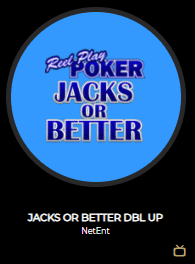 Jacks or Better at the Grand Ivy Casino