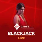 Virgin Games Live Casino Blackjack 2021