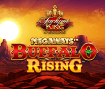Megaways Buffalo Rising 2021 The Sun Vegas Casino