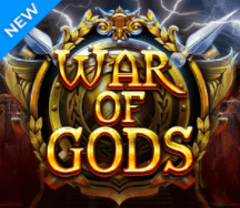New War of The Gods Online Videoslot at THe Sun