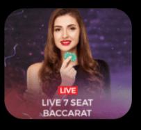 Top Online Live Casino at The Sun Vegas Casino