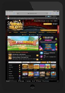 Videoslots.com Casino The Worlds Biggest Online Casino Best Online Slots 2021 Video Slots Videoslots Best Online Slots 2021 Videoslots on New I Phone 2021