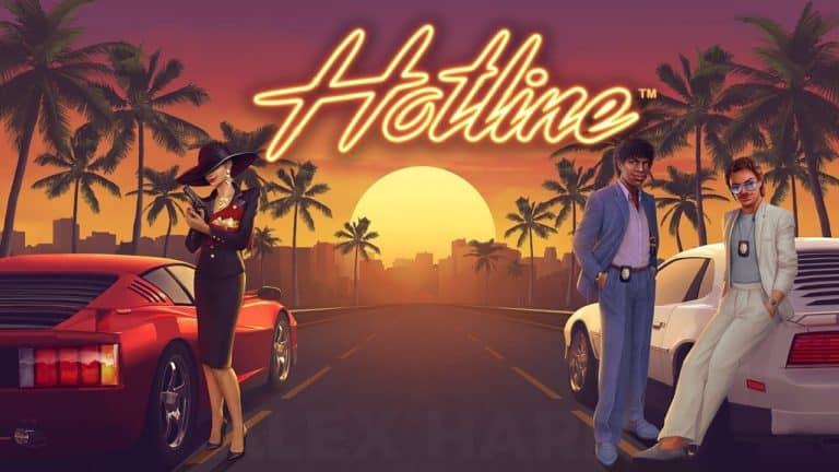 Hotline Online Slot by NETENT at Videoslots