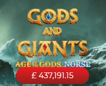 Online Slots age of The Gods Videoslot Gods and Giants
