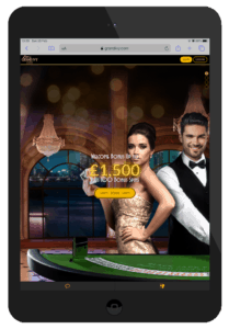 Welcome Bonus Online Casino 2021 The Grand Ivy Casino at E Vegas