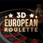 3D european Roulette at Dream Vegas Casino 2021 review at E Vegas and Dream Vegas Bonus 2021