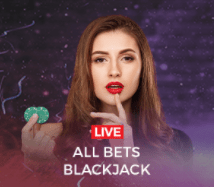 All Bets Blackjack at The Sun Vegas Play online Blacjack all bets Blackjack at The Sun Vegas Online Casino read the E Vegas Review