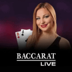 Baccarat Live at Rainbow Riches Casino