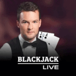Blackjack Live at Rainbow Riches casino