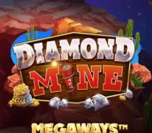 Diamond Mine Megaways slot at E Vegas online casino review best onlin casino