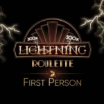 First Person Lihtning Roulette online casino games live online casino at Megaways Casino see review at E Vegas