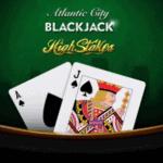 High Stakes Atlantic City Blackjack