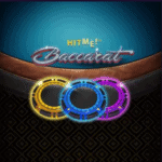 Hit Me Baccarat Casino Table Game at Megaways Casino online read the review 2021 at E Vegas