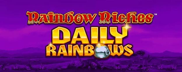 Rainbow Riches slots Daily Rainbow at Rainbow riches casino free daily slots free slot games