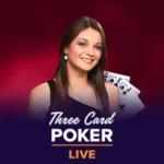 Three Card Poker Live at Jackpot Joy