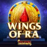 Wings of Ra progressive jackpot slot jackpot slots and daily doubles at Megaways Casino