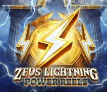Zeus lightning power reels slot at Sun Vegas casino review at E Vegas