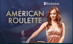 American Live Roulette game online at Grosvenor Casino