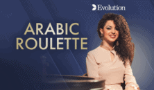 Arabic Roulette from Evolution Gaming at EG Casino review 2021 at E Vegas