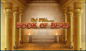 Book of Dead online game at G Casino UK Grosvenor online casino review at E-vegas.com Eqiptian Mummy Temple Pyramid Game 2021