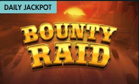 Bounty Raid Jackpot slot at Grosvenor Casino Online 2021