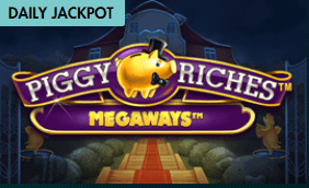 Daily Jackpots from Megaways at Grosvenor online casino plus Deal or No Deal Megaways and Jack in a Pot