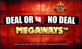 Deal or No Deal Jackpot King Megaways slots