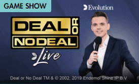 Deal or No Deal the Live Gameshow now you can take part and play online at Grosvenor Casino