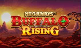 Epic Buffalo Rising Game online at Grosvernor Casin classic Megaways slot games online at G Casino UK