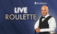 Evolution Live Roulette at Grosvenor Live Casino review E Vegas 2021