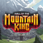 Hall of the Mountain King slot game from Quickspin Games at The Grand Ivy Casino Best Casino Sites E-Vegas.com 2021