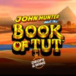 John Hunter and the Book of Tut slot at Grand Ivy casino in 2021 Malta