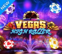 Las Vegas High Roller Stot Game at The Sun Vegas Online Casino Read the Review at E-Vegas.com