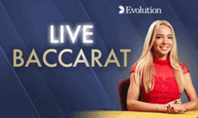 Live Baccarat G-Casino G Casinos in the UK Online where you can play Live Baccarat