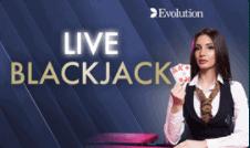 Live Blackjack by Evolution Gaming at Grosvenor in Live Casino options 2021