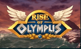 Rise of Olympus new Online Videoslot play it today at G Casino