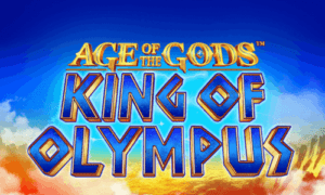 Age of The Gods King of Olympus slot from Playtech at Mecca Online Bingo