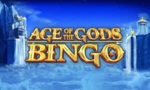 Age of The Gods Playtech Bingo at Mecca Bingo online review Mecca Bingo at E-Vegas.com The Home of Casino Online