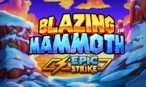 Blazing Mamouth Epic Strike slot find more top slot games online with Mecca Bingo!