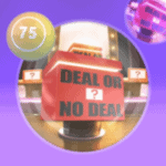 Deal or No Deal 75 Ball Bingo at William Hill