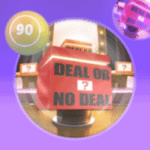Deal or No Deal 90 Ball Bingo at William Hill