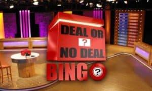 Deal or No Deal Bingo at Mecca Bingo online in 2021 New Deal or No Deal TV Quiz themed Bingo Game