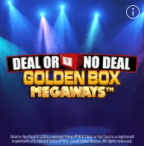 Deal or No Deal Golden Box Megaways at William Hill online