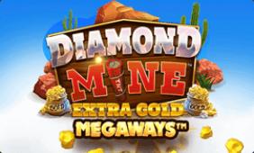 Diamond Mine Megaways slot at Grosvenor Online Casino best online swlots on the E-Vegas.com strip 2021