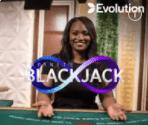 Evolution Live Blackjack at William Hill Games