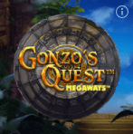 Find out where you can play the latest slots like Gonzos Quest at E-Vegas.com the home of casino online