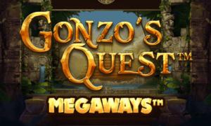 Gonzos Quest NetEnt Megaways slot game